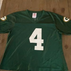 NFL Packers jersey large